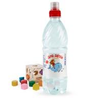Детская питьевая вода «Родник Прикамья» спорт