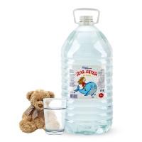 Детская питьевая вода «Родник Прикамья»